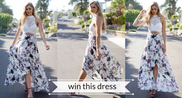 Win This Dress Giveaway