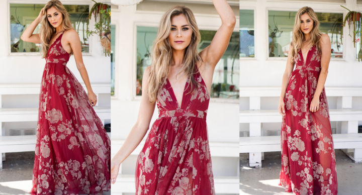 Must-Have Maxi Dress