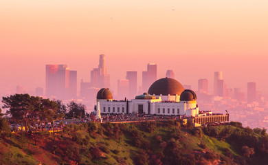 griffith observatory!
